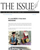 The Issue Magazine